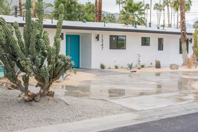 1347 S Paseo De Marcia, Palm Springs, CA 92264 - MLS#: 511858