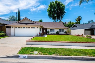 320 W Wedgewood Lane, La Habra, CA 90631 - MLS#: 512430