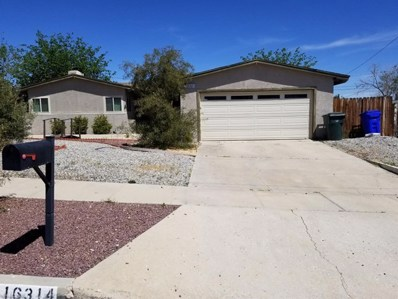 16314 Forrest Avenue, Victorville, CA 92395 - MLS#: 512510