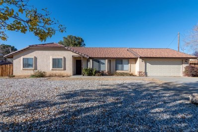 19248 Shoshonee Road, Apple Valley, CA 92307 - #: 512518
