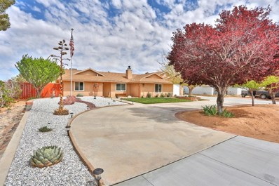 22298 Broken Lance Road, Apple Valley, CA 92307 - MLS#: 512594