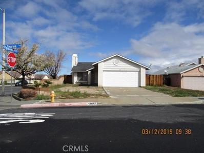 13612 Taurus Lane, Victorville, CA 92392 - MLS#: 512664
