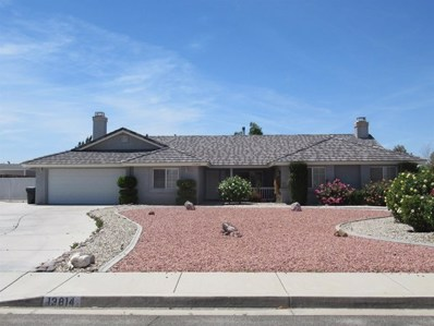 13814 Cuyamaca Road, Apple Valley, CA 92307 - #: 512846