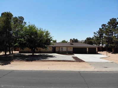 15482 Comanche Road, Apple Valley, CA 92307 - #: 513209