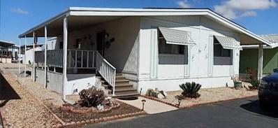 14000 El Evado Road UNIT 16, Victorville, CA 92392 - #: 513233