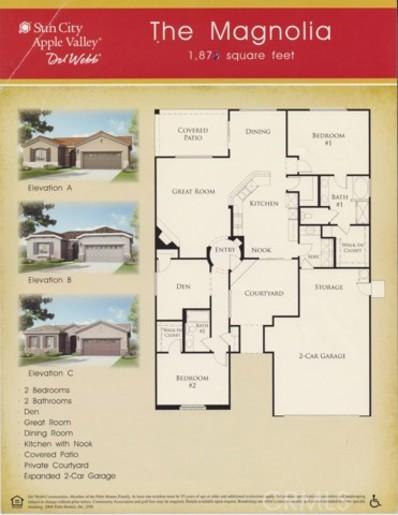 10550 Nobleton Road, Apple Valley, CA 92308 - #: 513289