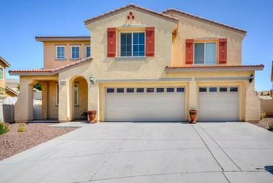 15876 Brittle Brush Lane, Victorville, CA 92394 - MLS#: 513294
