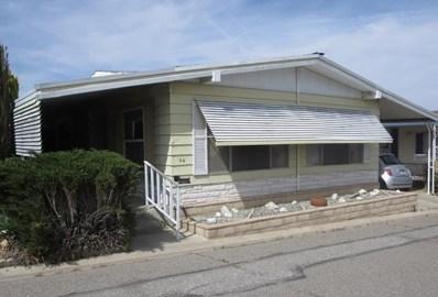 20683 Waalew Road UNIT B44, Apple Valley, CA 92307 - MLS#: 513308