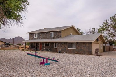 21250 Zuni Road, Apple Valley, CA 92307 - #: 513389