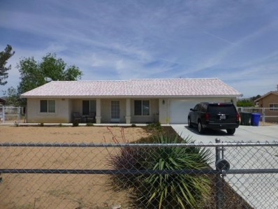 21944 Standing Rock Avenue, Apple Valley, CA 92307 - MLS#: 513460