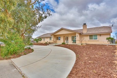 15506 Navajo Road, Apple Valley, CA 92307 - MLS#: 513469