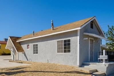 408 Pioneer Street, Barstow, CA 92311 - #: 513859