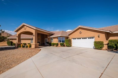 16389 Joshua Road, Apple Valley, CA 92307 - #: 514083