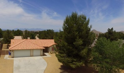 16430 Pauhaska Road, Apple Valley, CA 92307 - #: 514316