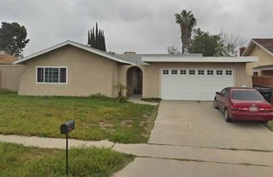 8989 Rosecrest Lane, Fontana, CA 92335 - MLS#: 514557