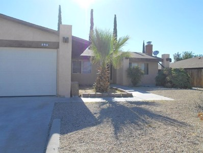 890 Mescal Drive, Barstow, CA 92311 - MLS#: 514938