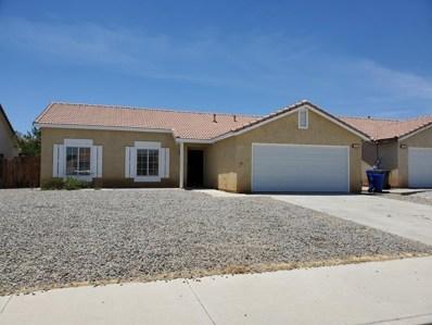 10821 Tolliver Street, Adelanto, CA 92301 - MLS#: 515239