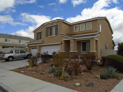 15693 Desert Willow Street, Victorville, CA 92394 - MLS#: 515427