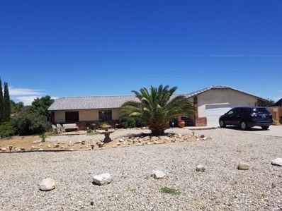 11864 Cibola Road, Apple Valley, CA 92308 - MLS#: 516086