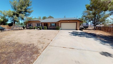 11630 Pagosi Court, Apple Valley, CA 92308 - MLS#: 516145