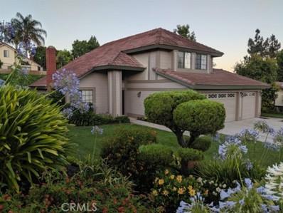 1328 Shakespeare Drive, Riverside, CA 92506 - MLS#: 516289