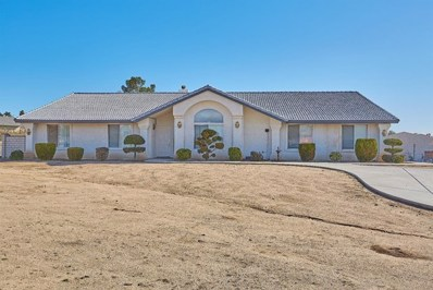 14079 Monte Verde Road, Apple Valley, CA 92307 - #: 516399