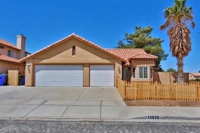 13570 Arroweed Circle, Victorville, CA 92392 - MLS#: 516974
