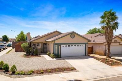 13631 Copperstone Drive, Victorville, CA 92392 - MLS#: 517171