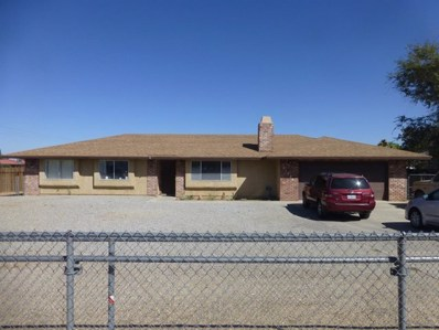 21324 Sandia Road, Apple Valley, CA 92308 - MLS#: 518300