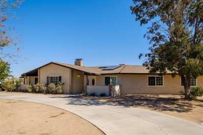 15615 Apache Road, Apple Valley, CA 92307 - MLS#: 518461