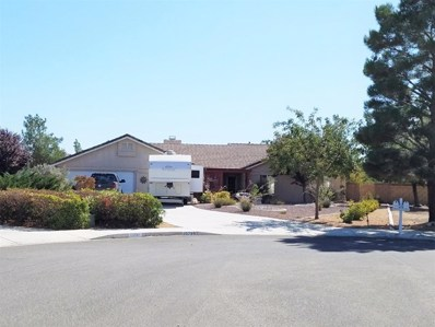 13789 Cuyamaca Road, Apple Valley, CA 92307 - MLS#: 518787