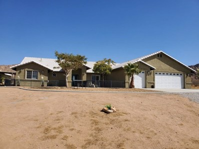 17787 Llanto Road, Apple Valley, CA 92307 - MLS#: 518828