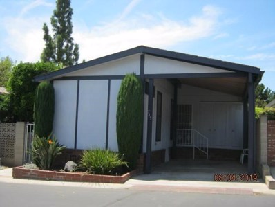 745 Knoll Lake Drive, Brea, CA 92821 - MLS#: 519355