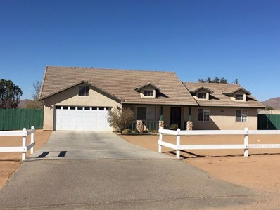 16686 Candlewood Road, Apple Valley, CA 92307 - MLS#: 519386