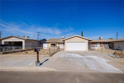 1825 Calico Drive, Barstow, CA 92311 - MLS#: 519635
