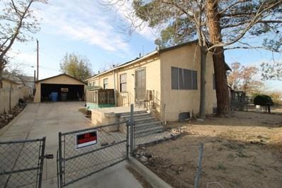 820 W Buena Vista Street W, Barstow, CA 92311 - MLS#: 519782