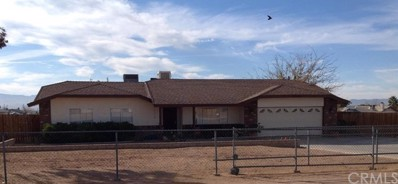 22825 El Centro Road, Apple Valley, CA 92307 - MLS#: 519791