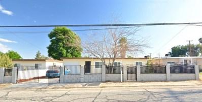 673 W 41st Street, San Bernardino, CA 92407 - MLS#: 520036
