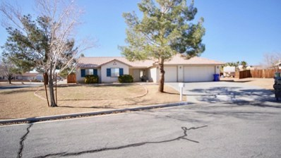 16417 Pauhaska Court, Apple Valley, CA 92307 - MLS#: 520306