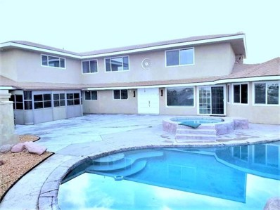 435 Highland Avenue, Barstow, CA 92311 - MLS#: 520427