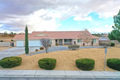 13825 Riverside Drive, Apple Valley, CA 92307 - MLS#: 520654