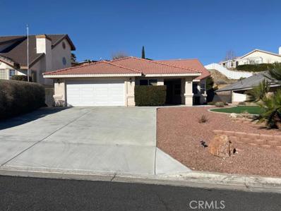 18220 Kalin Ranch Drive, Victorville, CA 92395 - MLS#: 520956