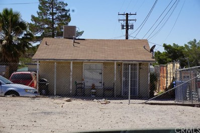 112 May Avenue, Barstow, CA 92311 - MLS#: 520962