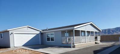 21621 Sandia Road UNIT 158, Apple Valley, CA 92308 - MLS#: 521410