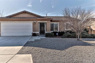 11937 Spring Hill Court, Adelanto, CA 92301 - MLS#: 521500