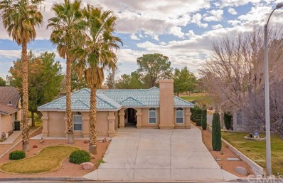 15145 Blue Grass Drive, Helendale, CA 92342 - MLS#: 522480