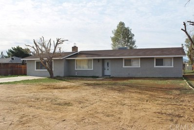 21815 Goshute Avenue, Apple Valley, CA 92307 - MLS#: 522592