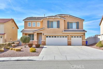 16714 Desert Willow Street, Victorville, CA 92394 - MLS#: 522841