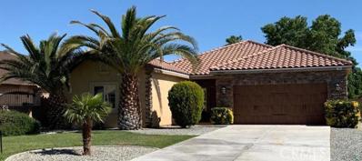 17886 Sunburst Road, Victorville, CA 92392 - MLS#: 522915