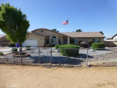 22193 Broken Lance Road, Apple Valley, CA 92307 - MLS#: 524595